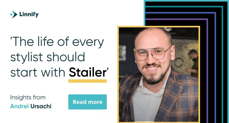 Andrei Ursachi reveals the successful €500k roadmap of Stailer
